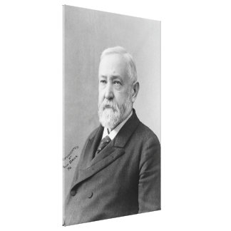 BENJAMIN HARRISON Portrait by Pach Brothers Print