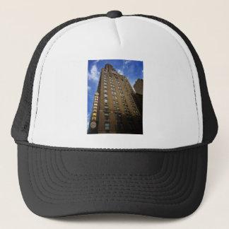 Benjamin Hotel Midtown Skyscraper, New York City Trucker Hat