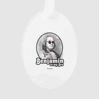 Benjamin is my Bro