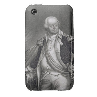 Benjamin Lincoln (1733-1810) (engraving) Case-Mate iPhone 3 Case