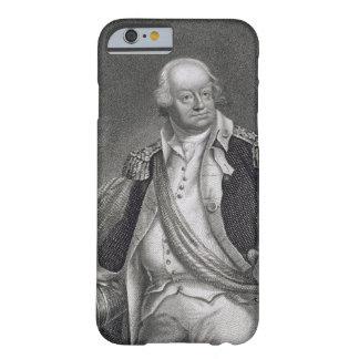 Benjamin Lincoln (1733-1810) (grabado) Funda Barely There iPhone 6