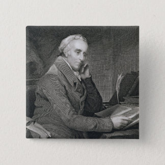 Benjamin Rush, engraved by Richard W. Dodson (1812 Button