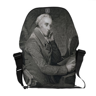 Benjamin Rush, engraved by Richard W. Dodson (1812 Courier Bag