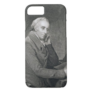 Benjamin Rush, engraved by Richard W. Dodson (1812 iPhone 8/7 Case