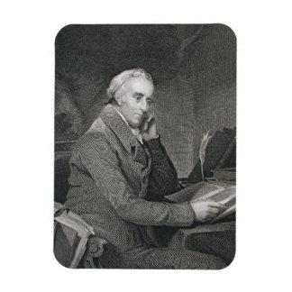 Benjamin Rush, engraved by Richard W. Dodson (1812 Magnet