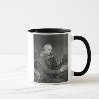 Benjamin Rush, engraved by Richard W. Dodson (1812 Mug