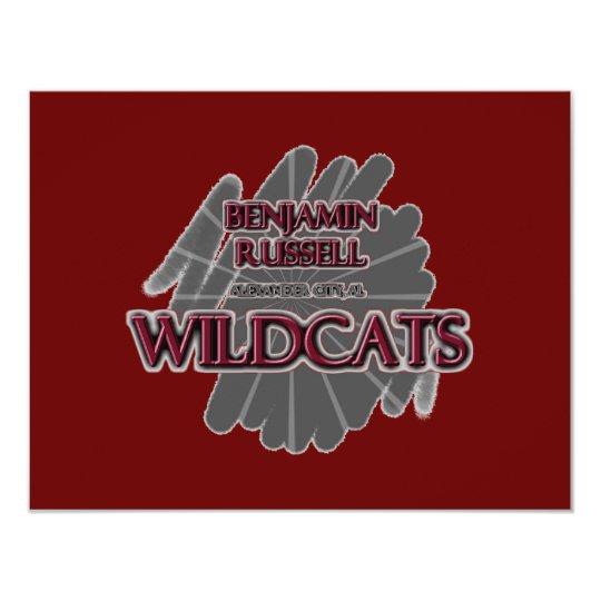 Benjamin Russell Wildcats - Alexander City, AL Card