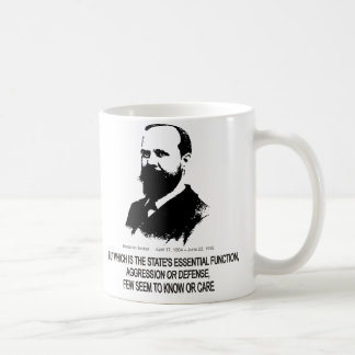 Benjamin Tucker Coffee Mug