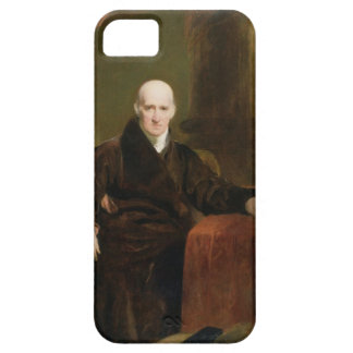 Benjamin West (1738-1820) 1810 (oil on panel) iPhone SE/5/5s Case