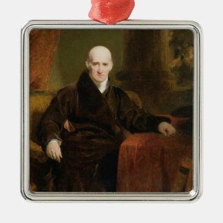 Benjamin West (1738-1820) 1810 (oil on panel) Metal Ornament