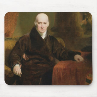 Benjamin West (1738-1820) 1810 (oil on panel) Mouse Pad