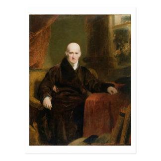 Benjamin West (1738-1820) 1810 (oil on panel) Postcard