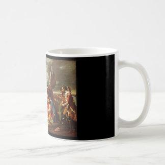 Benjamin West Death Of General Wolfe Coffee Mug
