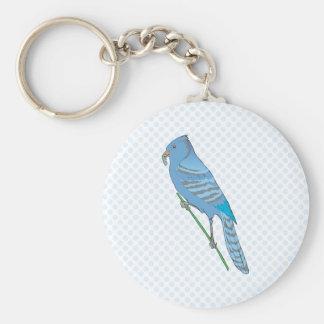 Benji Blue Jay Key Chains