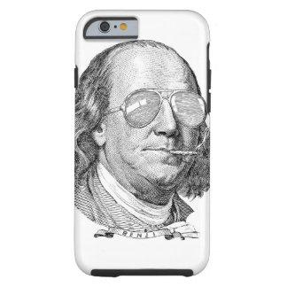 Benji fresco Franklin Funda Para iPhone 6 Tough