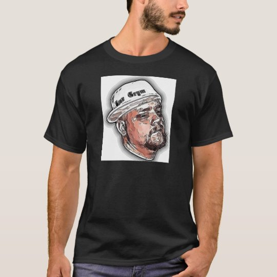Benn Grym cartoon face T-Shirt