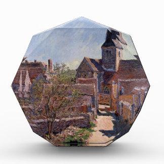 Bennecourt de Claude Monet