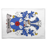 Benner Family Crest Placemat
