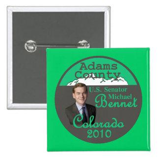 BENNET ADAMS CO Button
