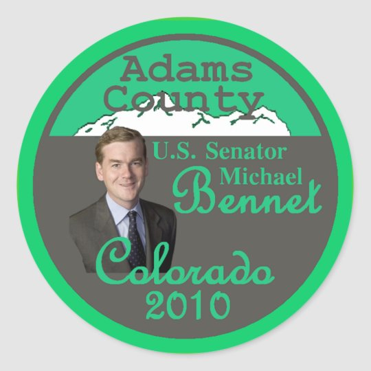 BENNET ADAMS CO Sticker