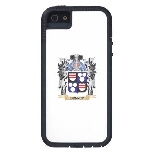 Bennet Coat of Arms - Family Crest iPhone 5 Case