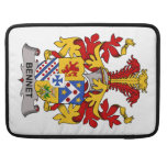 Bennet Family Crest MacBook Pro Sleeves