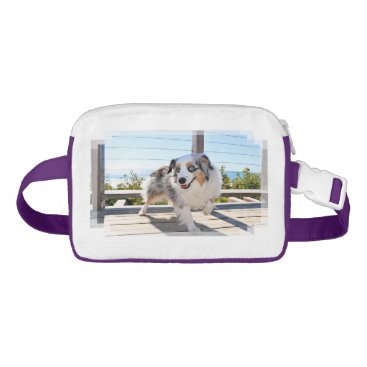 Beach Themed Bennett - Aussie Mini - Rosie - Carmel Beach Fanny Pack
