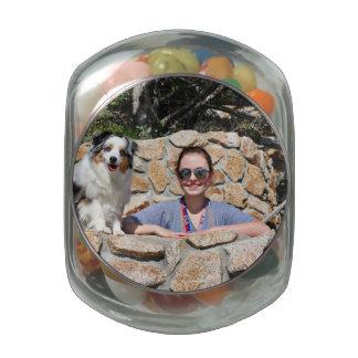Bennett - Aussie Mini - Rosie - Carmel Beach Glass Jar