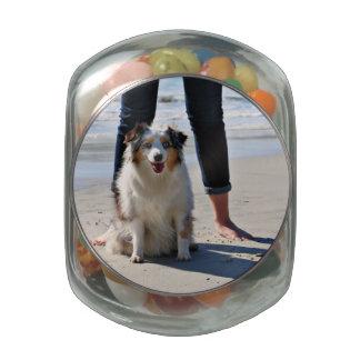 Bennett - Aussie Mini - Rosie - Carmel Beach Glass Jars