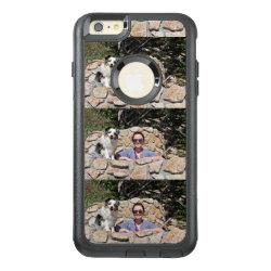 OtterBox Symmetry iPhone 6/6s Plus Case with Australian Shepherd Phone Cases design