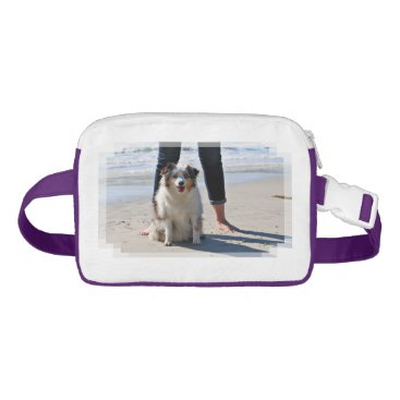 Beach Themed Bennett - Aussie Mini - Rosie - Carmel Beach Waist Bag