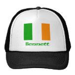 Bennett Irish Flag Mesh Hat