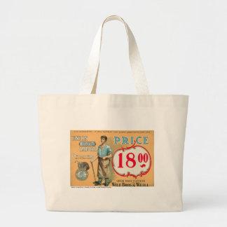 Bennett Labor Collection Canvas Bag