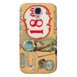 Bennett Labor Collection Galaxy S4 Cases