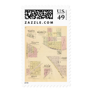 Bennett, Nebraska Stamps