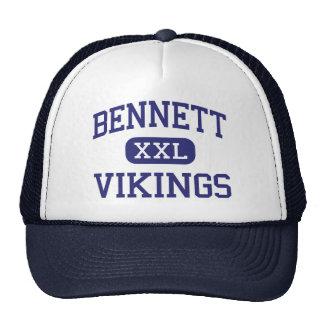 Bennett Vikingos Salisbury media Maryland Gorro De Camionero