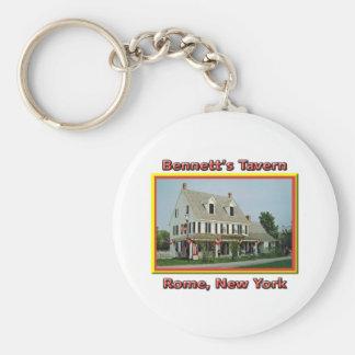 Bennett's Tavern Keychain