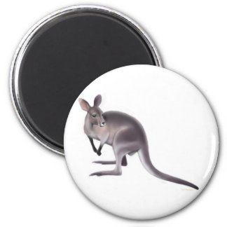 Bennetts Wallaby Magnet