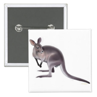 Bennetts Wallaby Pin