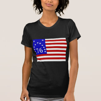 Bennington 76 Flag T-Shirt