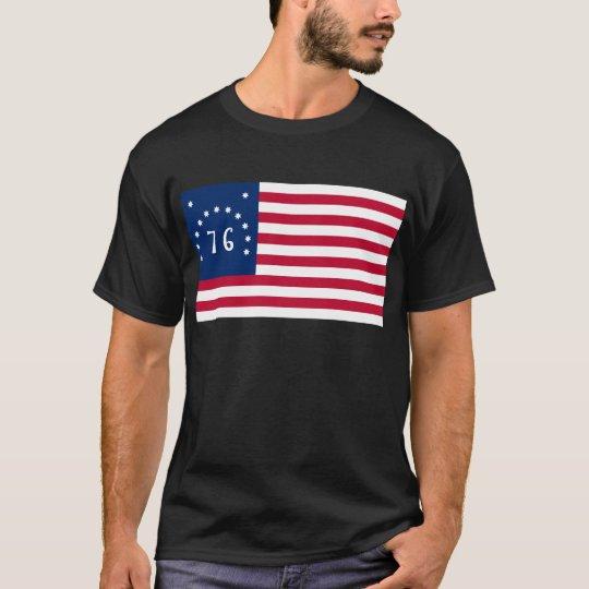 Bennington Flag from American Revolution T-Shirt