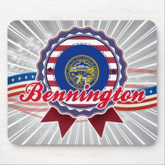 Bennington, NE Mouse Pad