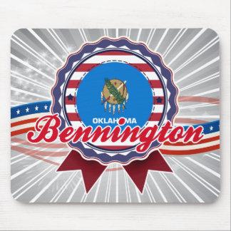 Bennington, OK Mouse Pad