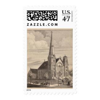 Bennington Vermont Stamp