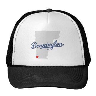 Bennington Vermont VT Shirt Trucker Hat