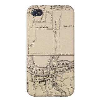 Bennington y plan de Bleboro iPhone 4/4S Carcasa