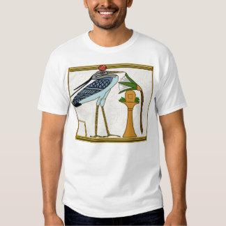 bennu bird tee shirt