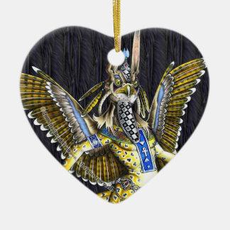 Bennu-Nahroe Heart Ornament