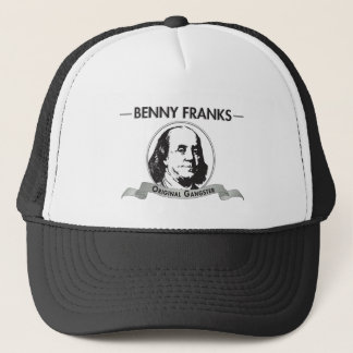 Benny Franks Original Gangster Trucker Hat