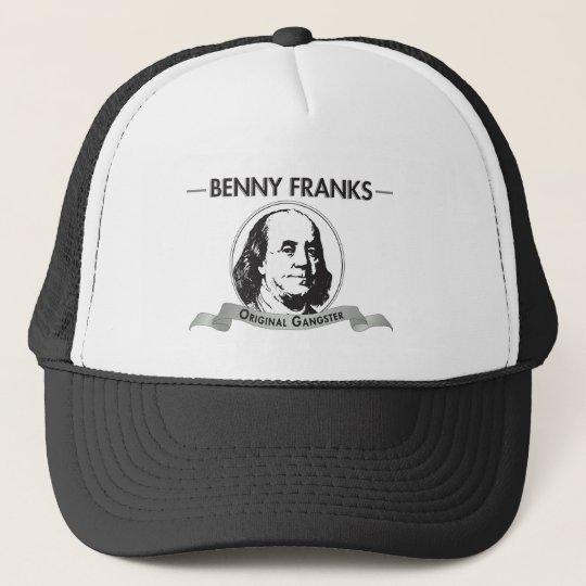Benny Franks Original Gangster Trucker Hat